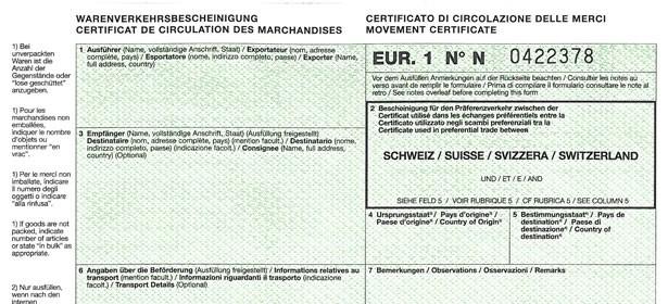 A.TR' den sonra EUR.1 ve EUR-MED dolaşım belgeleri de elektronik ortamda